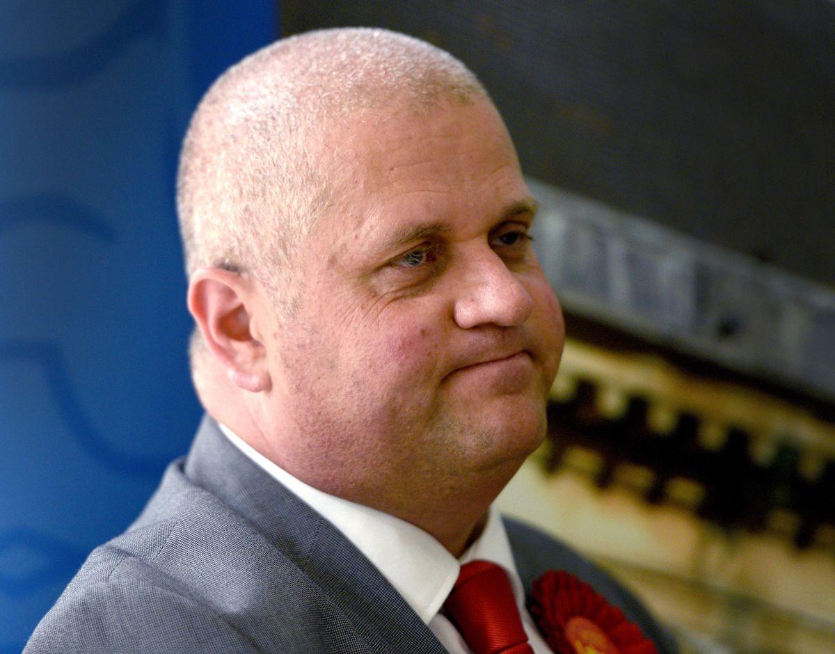 Labour councillor Lee Jeavons, who represents Birchills Leamore