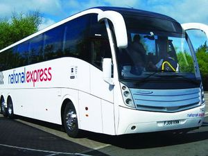 National Express is seeing passengers return to its coah services