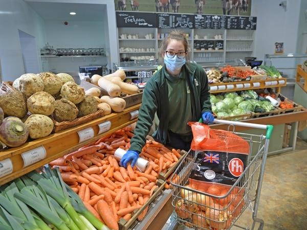 Farm shops thriving during coronavirus pandemic