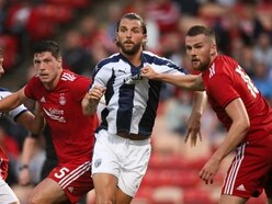 West Brom reject £16m Burnley bid for Jay Rodriguez