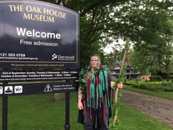 Green Man festival coming to Sandwell Museums