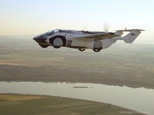 Prof Stefan Klein's AirCar
