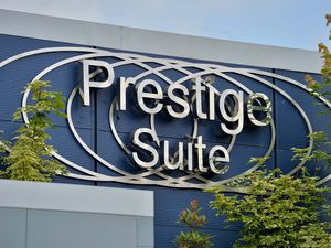 The Prestige Suite in Downing Street, Smethwick.