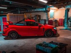 Honda reveals wild Civic Type R truck concept