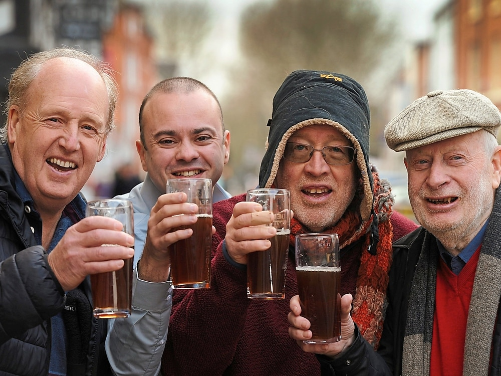 Ale be seeing you at Lichfield Winter Beer Festival