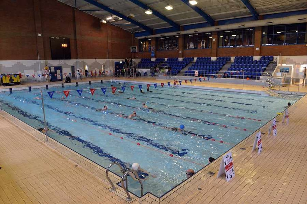 lifeguards save unconscious swimmer from wolverhampton 39 s central baths express star