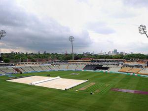 General view of Edgbaston Cricket Ground