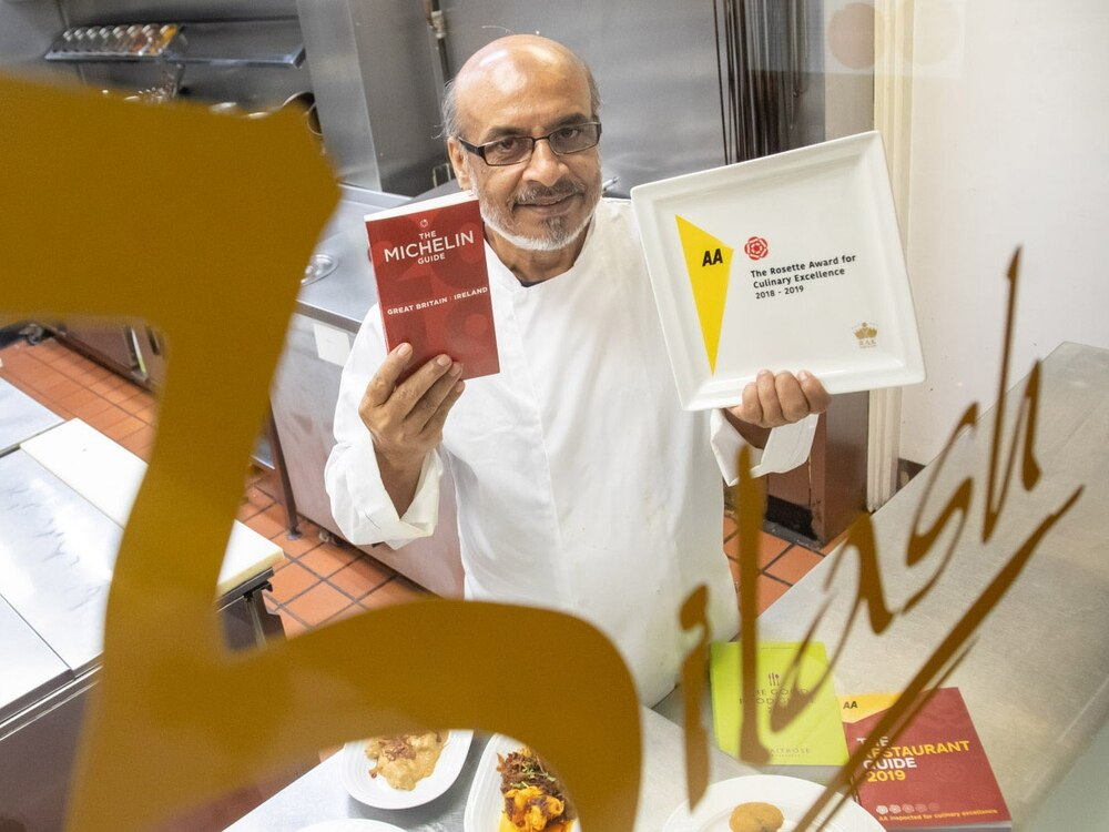 Bilash puts Wolverhampton on the culinary map with four major 'food' listings