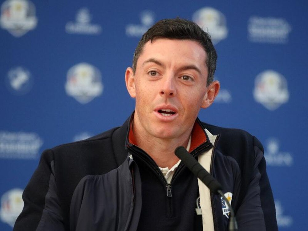 cf7e91fdbd3 We're here to beat America, not Tiger Woods, insists McIlroy ...