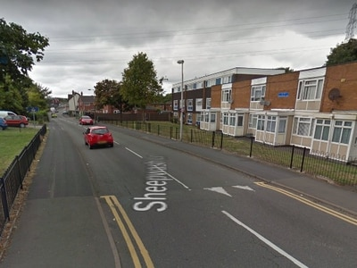 Woman hit by car and egged in racist Black Country attack