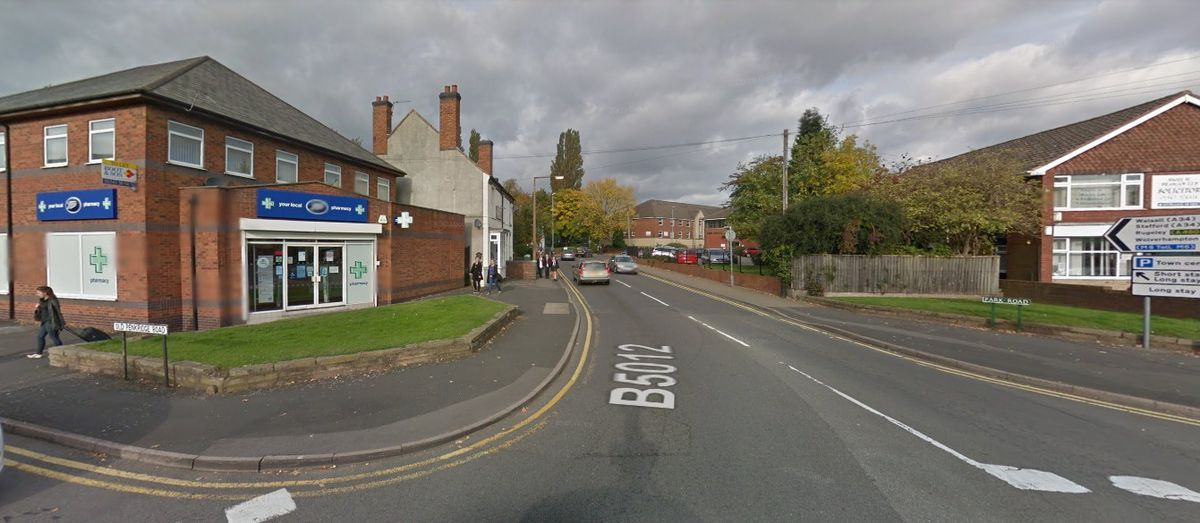 A Google Street View image of the former Boots Pharmacy in Park Road Cannock set to become a convenience store.