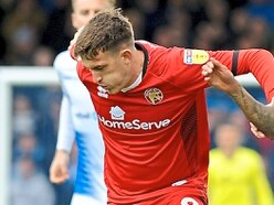 Walsall's Cook believes he's yet to come to boil