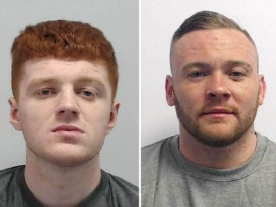 Two men jailed over death after high-speed pursuit