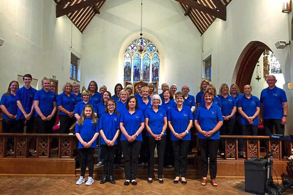 Walsall choirs record charity single
