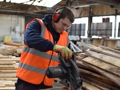 New social enterprise promises to do 'good with wood' in Wolverhampton