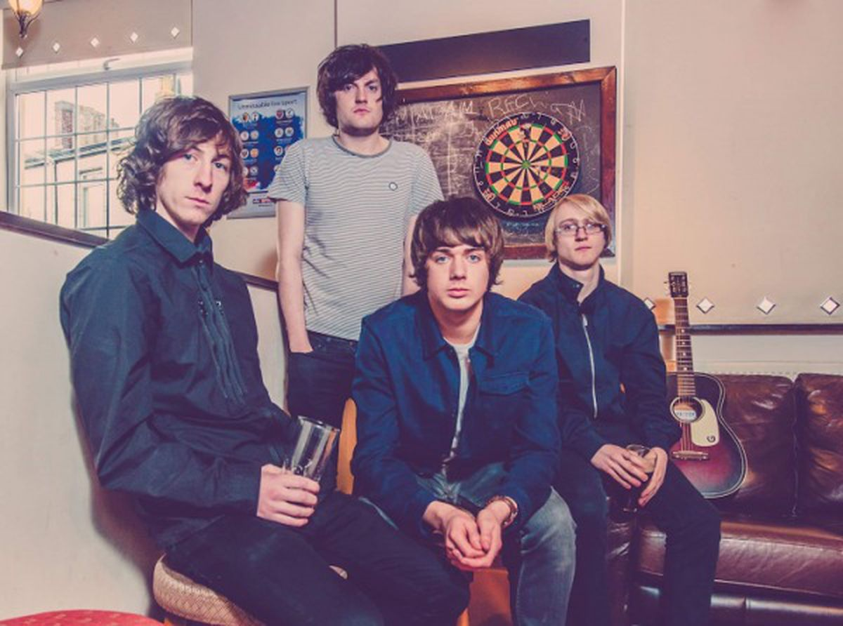 The Racket are playing their first gig in Birmingham