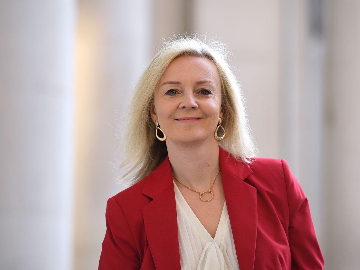 International Trade Secretary Liz Truss (Leon Neal/PA)