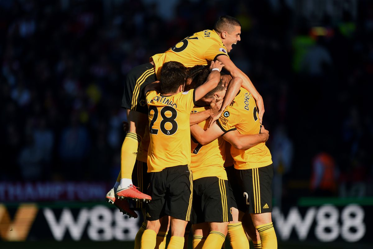 Wolves have been superb to start this season (AMA)