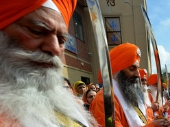 GALLERY: Thousands line the streets for Vaisakhi celebrations