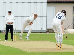 Adam Finch swoops in to take six wickets in thumping victory