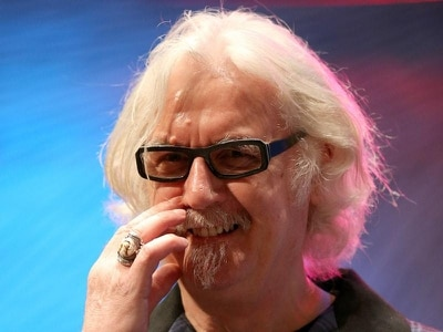 Art is my life now, says Billy Connolly