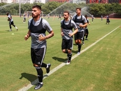 Wolves in China: Nuno's side put in the hours in Shanghai - in PICTURES