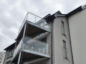 SMART specialises in balustrade work
