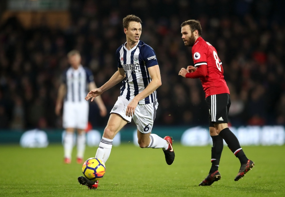 Chadli, Phillips back to boost West Brom