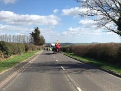 Air ambulance called to serious crash on A454 near Bridgnorth