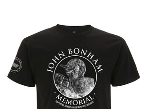 John Bonham Memorial T-shirt