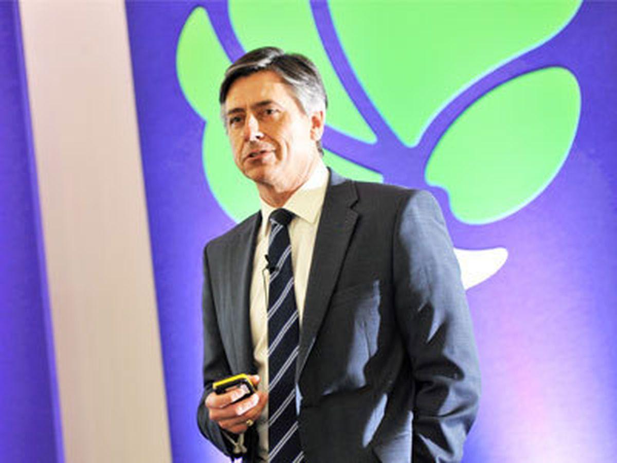 Chief executive Jonathan Westhoff