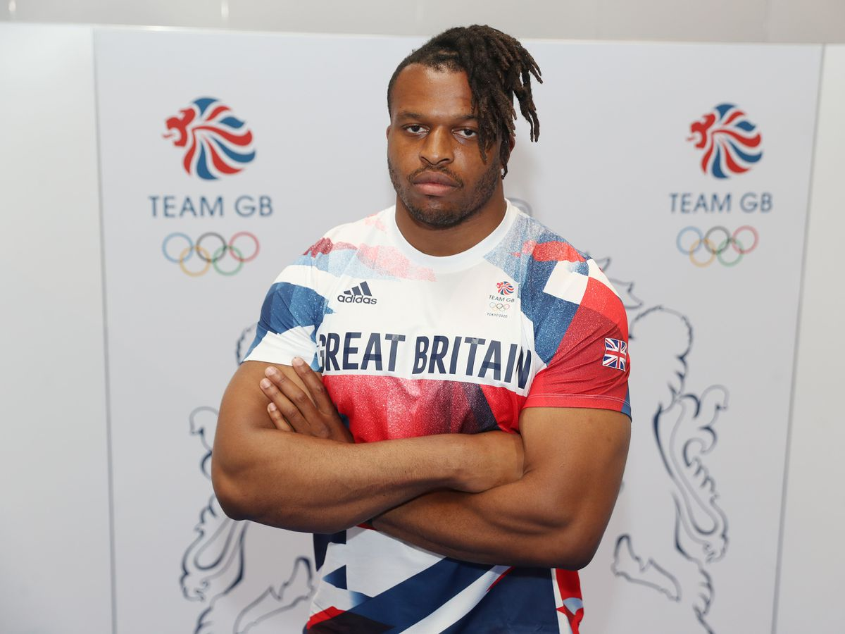 Tokyo Olympics 2020 – Kitting Out – Birmingham NEC