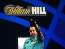 Peter Wright puts on a show for Children in Need