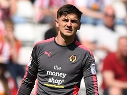 Wolves keeper Harry Burgoyne joins Plymouth on loan