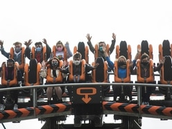Storms force Alton Towers to close to the public