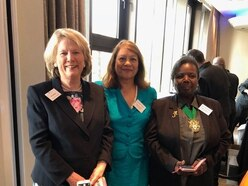 MP Valerie recognised at Women of the Year awards