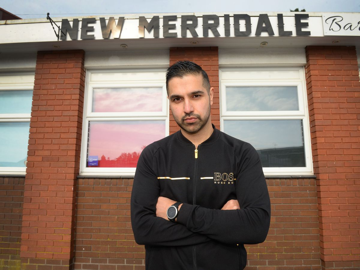 Bobby Basran, who owns The New Merridale pub in Wolverhampton, has said the restrictions have had an impact
