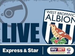 West Brom 1 Wigan 0 - As it happened