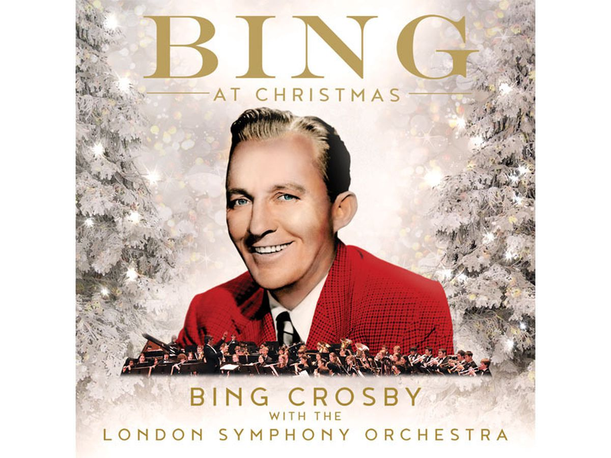 Christmas With Bing: Bing Crosby with the London Symphony Orchestra album