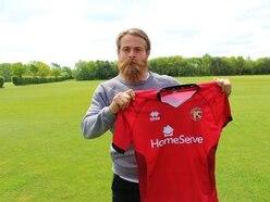 Walsall make Stuart Sinclair their first summer signing