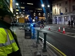 Birmingham Rep Theatre explosion leads to evacuation and road closures