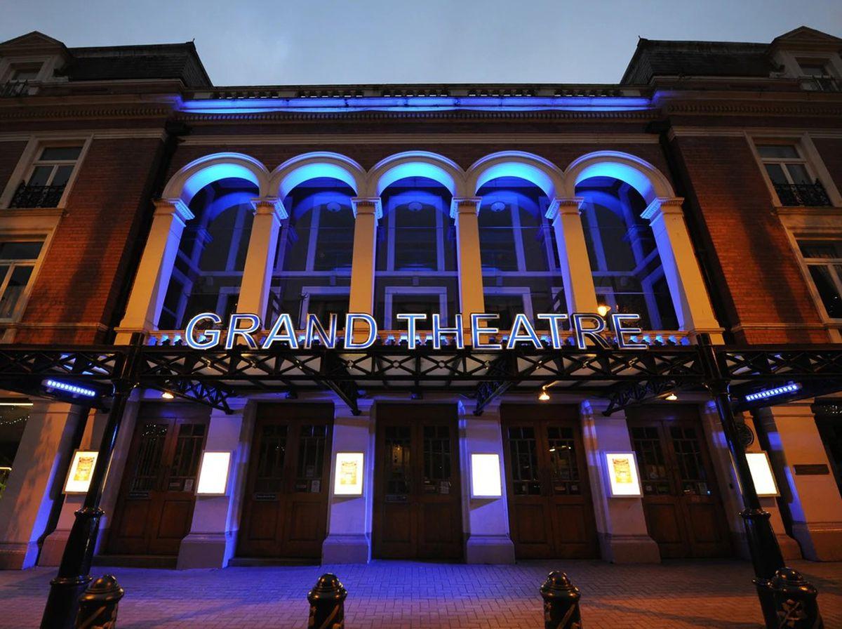Wolverhampton Grand Theatre in Lichfield Street