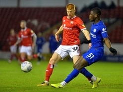 Walsall believing in striker Rory Gaffney