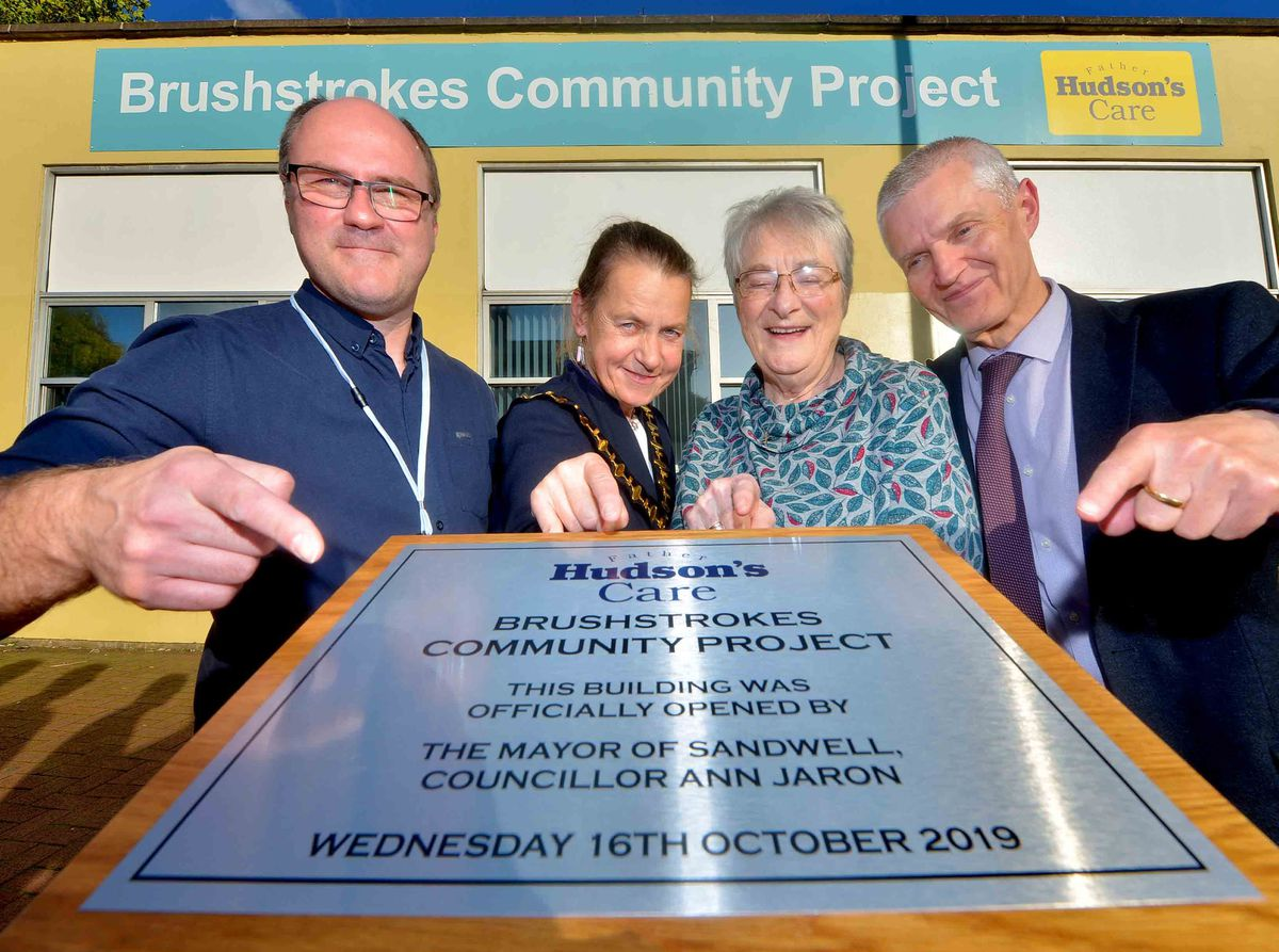 New Smethwick centre opens to help people into community - with pictures