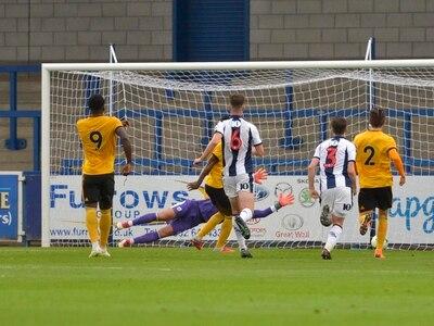 Match report: Wolves U23s 4 - 1 Albion U23s