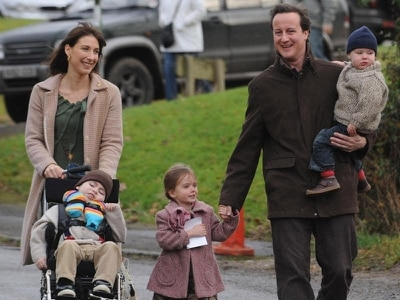 David Cameron: 'Nothing prepares you for the loss of a child'