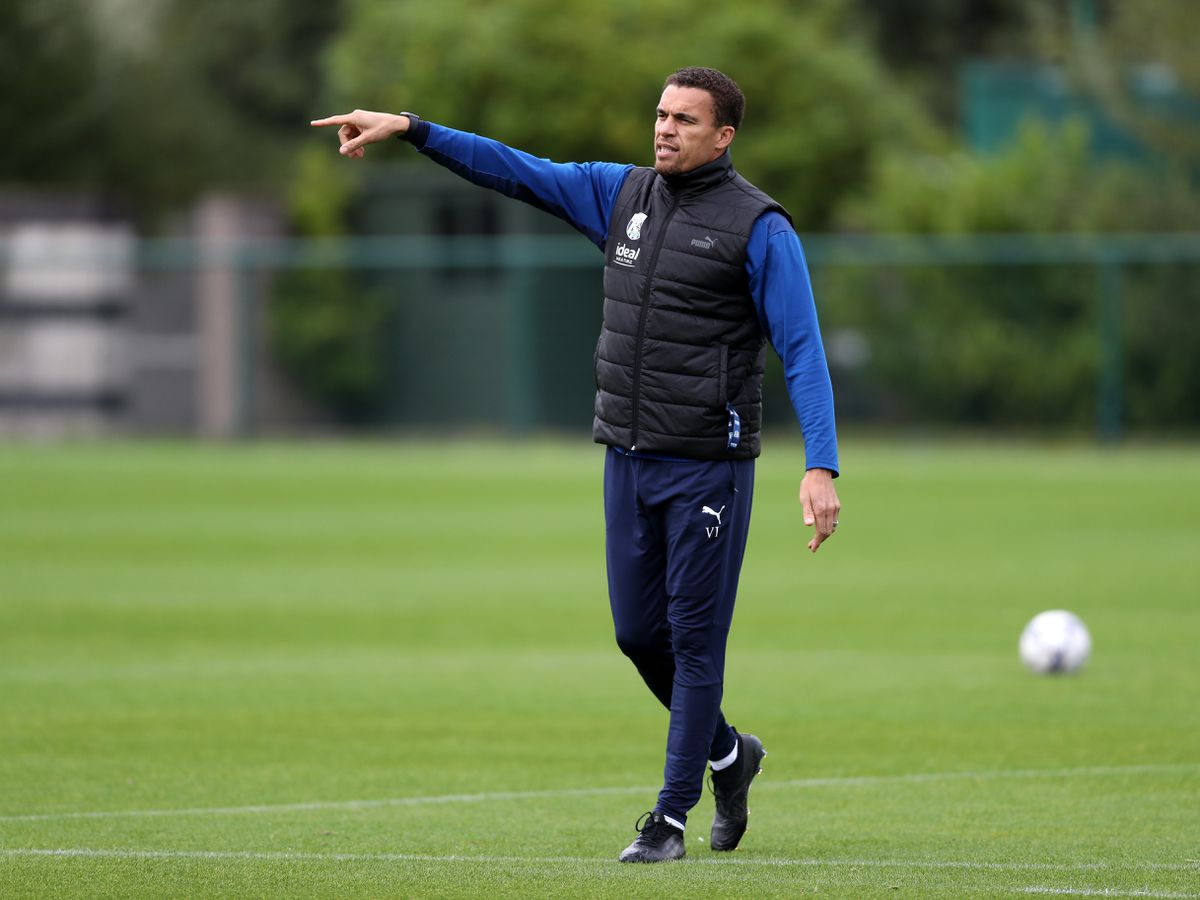 Valerien Ismael Head Coach / Manager of West Bromwich Albion (Photo by Adam Fradgley/West Bromwich Albion FC via Getty Images).