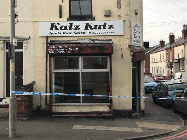 Teen charged with attempted murder over Walsall barber shop shooting