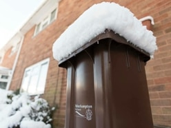 Will your bins be collected on Wednesday after heavy snow and ice brought disruption?