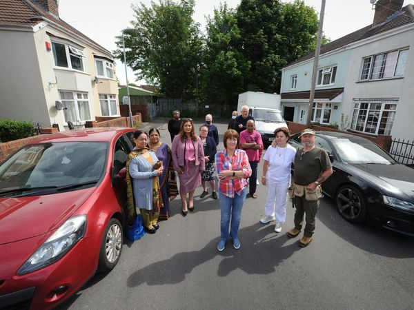 Residents unhappy about proposed development on land, off Arthur Street, Blakenhall